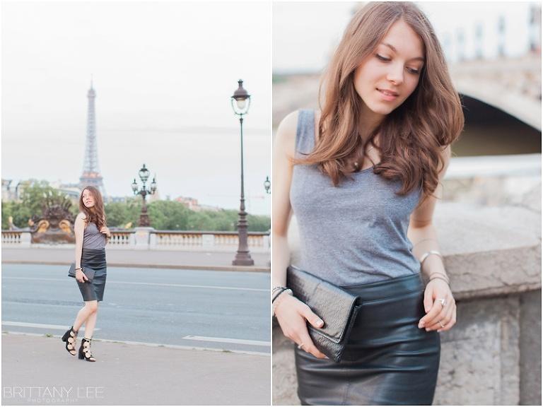 Paris Street Style Portraits - Laparvenue Blog