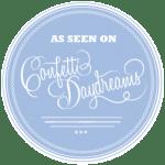 As seen on Confetti Daydreams wedding blog