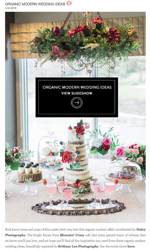 Featured images on Wedding Blog - Wedding Chicks