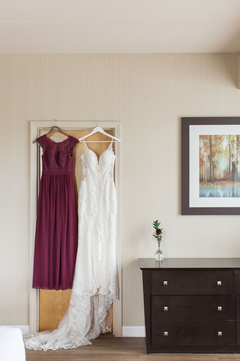 Perth Parkside Inn wedding at Best Western Hotel